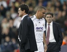 Capello tiết lộ lý do bán Ronaldo chỉ sau 6 tháng tiếp quản Real Madrid