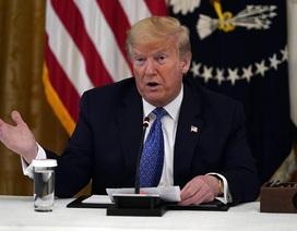 """Ông Trump coi việc hơn 1,5 triệu người mắc Covid-19 là """"huy hiệu danh dự"""""""