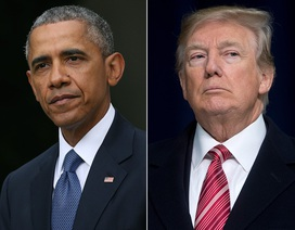 Mâu thuẫn với Obama, ông Trump có thể bỏ truyền thống 40 năm ở Nhà Trắng