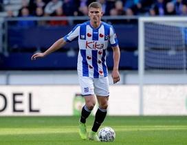 """HLV Heerenveen buồn vì chia tay """"trung vệ hoàn hảo"""""""