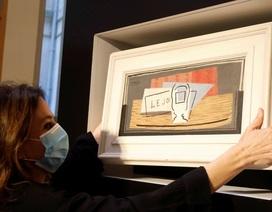 Cả đời không thắng giải gì, bỗng thắng tranh Picasso trị giá 1 triệu euro