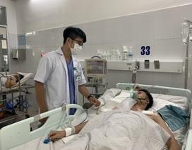 Đà Nẵng: Cứu sống du khách Hà Nội đuối nước ngừng thở hơn 20 phút