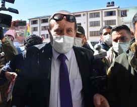 """Bộ trưởng Y tế Bolivia bị bắt vì nghi """"thổi giá"""" 179 máy thở nhập khẩu"""