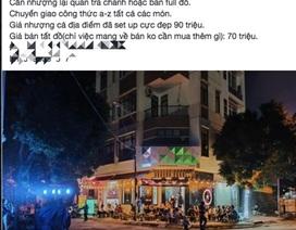 Cơn sốt khắp vỉa hè Hà Nội, không nhanh chết kẹt trăm triệu đồng