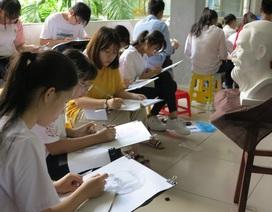Tuyển sinh 2020: Trường ĐH Kiến trúc TPHCM tổ chức hai đợt thi năng khiếu
