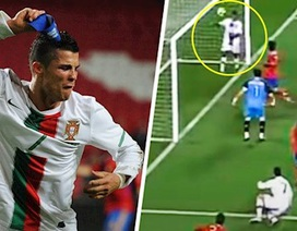 Nani trần tình về việc phá hỏng siêu phẩm của C.Ronaldo