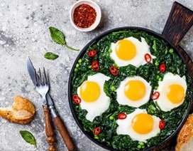 5 nguyên tắc khi chế biến trứng để mang lại nhiều lợi ích sức khỏe nhất