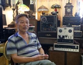 """Yêu âm nhạc, sưu tầm thiết bị âm thanh cổ """"lấp đầy"""" 3 tầng nhà"""