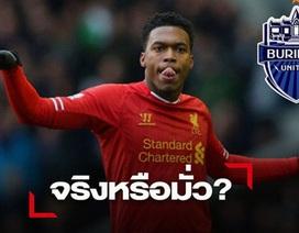 Buriram United gây sốc khi muốn chiêu mộ Daniel Sturridge