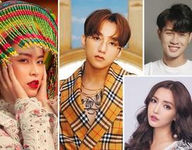 Những gương mặt dẫn đầu xu hướng thị trường nhạc trẻ hiện nay