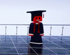 Đại học Mỹ tổ chức lễ tốt nghiệp trong video game do sinh viên thiết kế