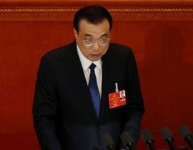 """Trung Quốc bỏ từ """"hòa bình"""" trong tuyên bố về thống nhất Đài Loan"""