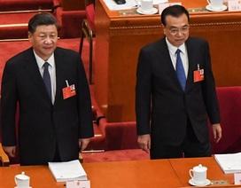 Trung Quốc lần đầu bỏ mục tiêu tăng trưởng kinh tế