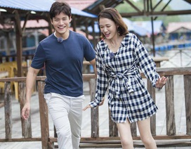 Trần Kiều Ân và bạn trai kém tuổi về chung một nhà