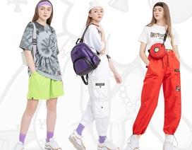 Giới trẻ bắt kịp xu hướng thời trang với Dirty Coins