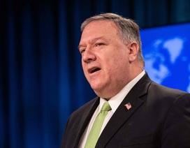 Ngoại trưởng Mỹ chỉ trích dự luật an ninh Hong Kong của Trung Quốc