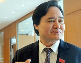 Bộ trưởng GD-ĐT nói về việc chủ tịch tỉnh kiêm nhiệm hiệu trưởng đại học