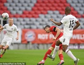 Hạ Frankfurt, Bayern Munich tiếp tục giữ vững ngôi đầu bảng