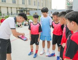 Khởi động giải Futsal học sinh THPT tranh cúp ĐH Văn Lang lần 1- 2020