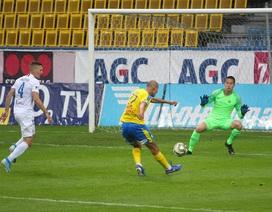 Đội bóng của Filip Nguyễn thua trong ngày giải CH Czech trở lại