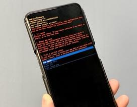 Điện thoại gặp sự cố bất thường, Samsung Việt Nam nói gì?