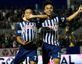 Bà Rịa Vũng Tàu gây sốc trước Sài Gòn FC