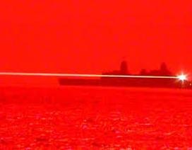 Mỹ thử nghiệm thành công vũ khí laser thiêu cháy máy bay không người lái