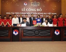 Nhận thêm gói tài trợ khủng, tuyển Việt Nam mơ World Cup