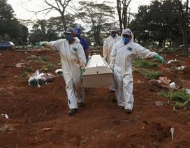 Thêm hàng nghìn ca nhiễm mỗi ngày, Brazil thành tâm chấn mới của dịch Covid