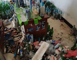 Bùng tiền thuê nhà rồi biến mất, chủ trọ tá hoả khi mở cửa căn hộ