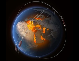 Từ trường Trái đất suy yếu ảnh hưởng nghiêm trọng tới các vệ tinh