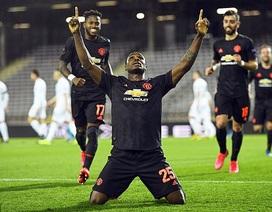 Man Utd gặp khó khi CLB ở Trung Quốc đòi lại chân sút Ighalo