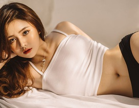 Thiếu nữ Sài thành xinh đẹp, gợi cảm ở tuổi 18