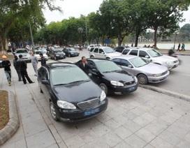 Vĩnh Phúc thực hiện khoán kinh phí sử dụng xe ô tô