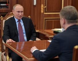 Tổng thống Putin bất ngờ trở lại Điện Kremlin