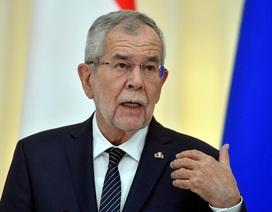Tổng thống Áo xin lỗi vì ngồi ăn ở nhà hàng quá nửa đêm