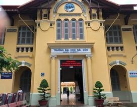 Trường Đại học Sài Gòn lần đầu xét tuyển bằng kết quả thi năng lực