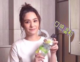 Chung Hân Đồng lộ diện lần đầu sau thông báo ly hôn gây sốc