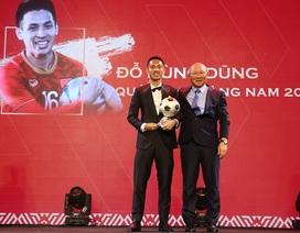 Tân Quả bóng vàng Việt Nam nói gì sau khi nhận danh hiệu?