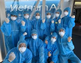 Chuyến bay đầu tiên đón hơn 300 người Việt tại vùng dịch Hàn Quốc về nước