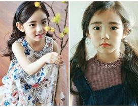 """Mẫu """"nhí"""" xinh đẹp nhất xứ Hàn đối mặt với chứng dậy thì sớm"""