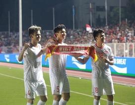 Đoàn Văn Hậu đi vào lịch sử bóng đá Việt Nam