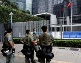 Trung Quốc mở rộng phạm vi dự luật an ninh Hong Kong