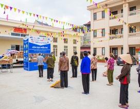 Ấm lòng cây ATM gạo miễn phí tại Bắc Ninh, Hải Phòng