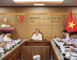 Bộ trưởng: Đảm bảo an toàn tuyệt đối kỳ thi tốt nghiệp THPT 2020