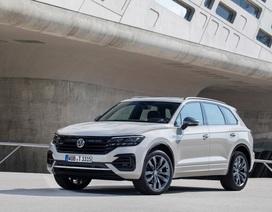 """Xu hướng SUV và """"flagship"""" Volkswagen Touareg"""