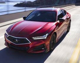 Acura TLX thế hệ mới - Nỗ lực thoát khỏi bóng Honda Accord