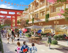 Hốt bạc kinh doanh tại phố đi bộ Nhật Bản Wyndham Lynn Times Thanh Thủy