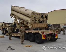 Mỹ đưa tên lửa đánh chặn THAAD mới tới Hàn Quốc, Trung Quốc phản ứng