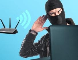 """Thủ thuật kiểm tra mạng Wifi có bị """"câu trộm"""" hay không"""
